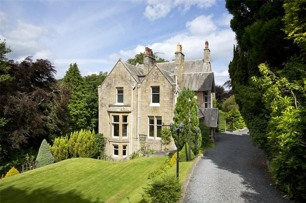 5 Bedrooms Detached House for sale in Parkview House, Buccleuch Road, Hawick, Roxburghshire, TD9