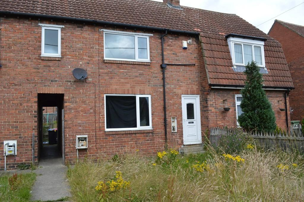 3 Bedrooms Terraced House for sale in Jacklawson Terrace, Wheatley Hill
