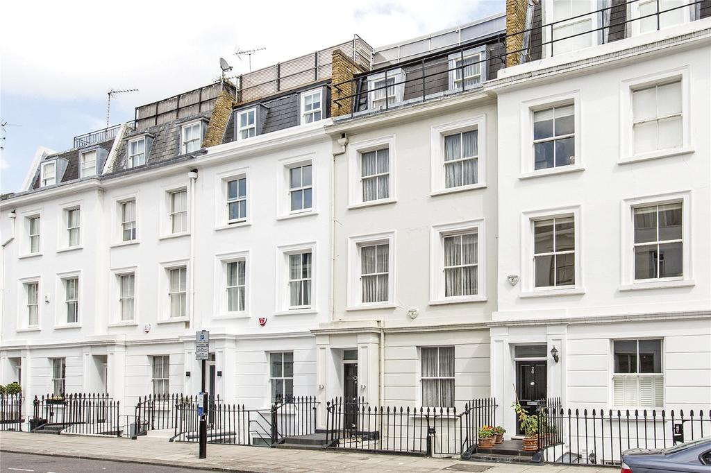 4 Bedrooms Terraced House for sale in Westmoreland Terrace, London, SW1V