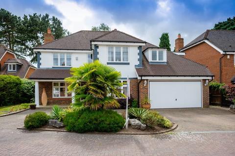 4 bedroom detached house for sale - Hollycroft Gardens, Tettenhall
