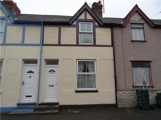 2 Bedrooms Terraced House for sale in 3 Madoc Terrace, Conwy, LL32 8NA