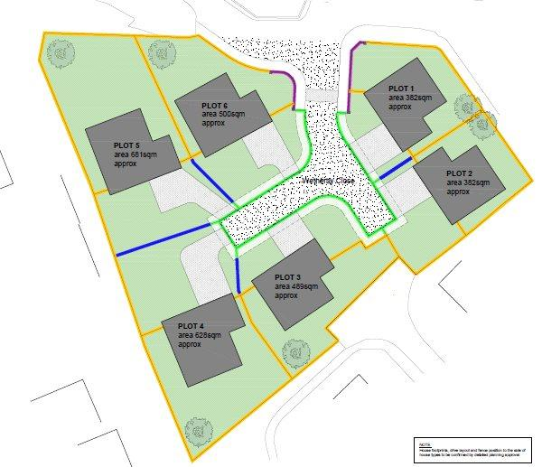 Land Commercial for sale in PLOT 1, Wetherby Close, Philadelphia, DH4