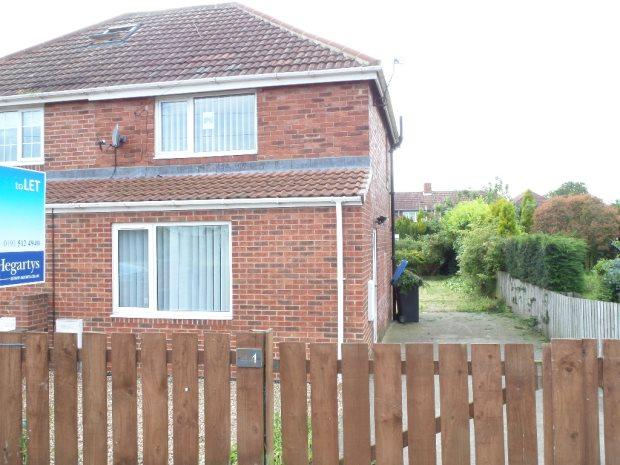 2 Bedrooms Semi Detached House for sale in GRASSMERE TERRACE, SOUTH HETTON, PETERLEE AREA VILLAGES