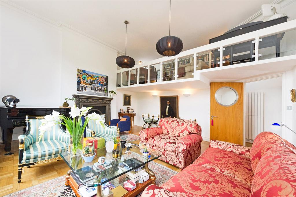4 Bedrooms Flat for sale in Daleham Gardens, Hampstead, London