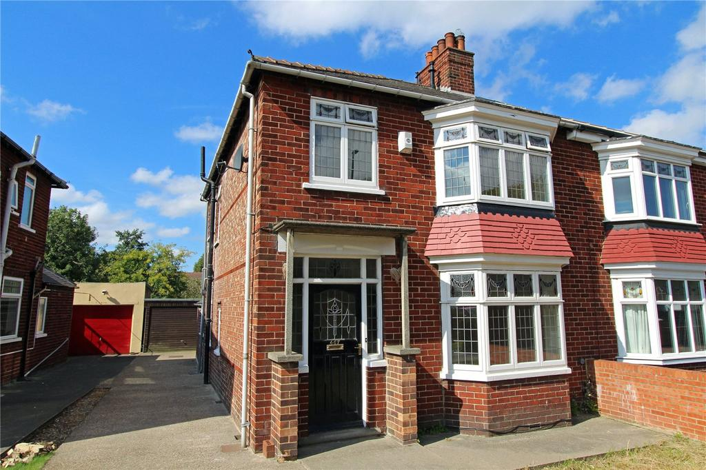 3 Bedrooms Semi Detached House for sale in Normanby Road, Normanby
