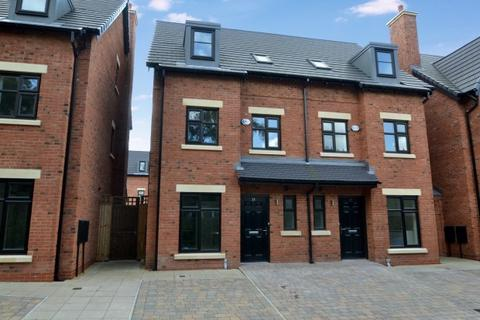 4 bedroom semi-detached house to rent - Old Boatyard Lane, Worsley, Manchester  , M28