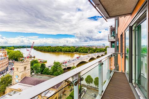 2 bedroom flat to rent - Putney Wharf Tower, Brewhouse Lane, Putney