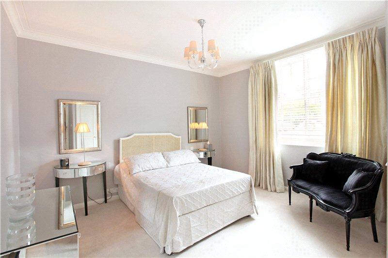 2 Bedrooms Flat for sale in Reeves Mews, London