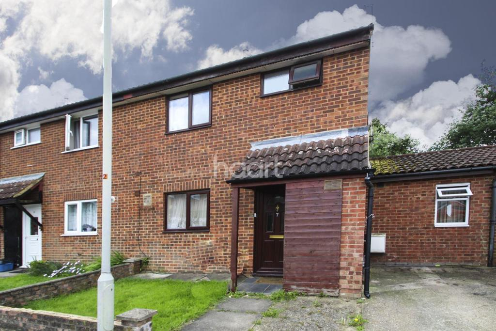 4 Bedrooms Semi Detached House for sale in Tudor Court, Borehamwood