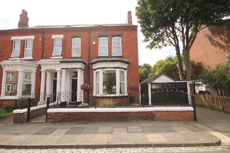 5 Bedrooms Semi Detached House for sale in Clifton Avenue, Hartlepool