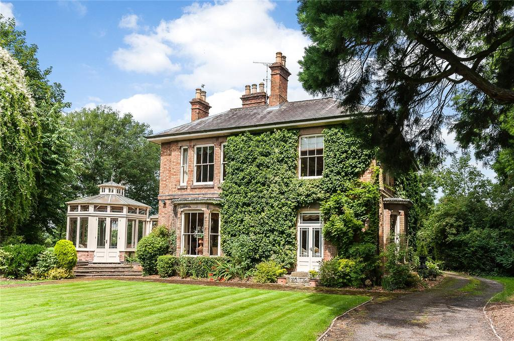 4 Bedrooms Detached House for sale in Mill Lane, Blaby, Leicester, Leicestershire