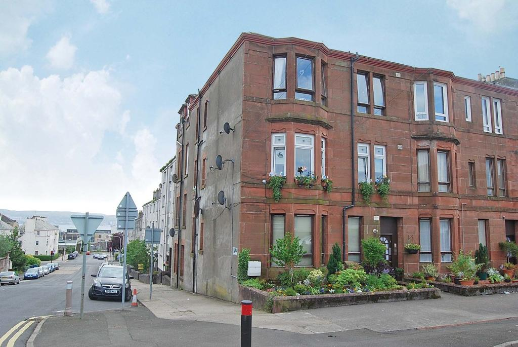 2 Bedrooms Flat for sale in East Argyle Street, Helensburgh, Argyll Bute, G84 7RR