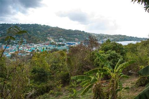 Plot  - Mount Pleasant, Castries, St. Lucia