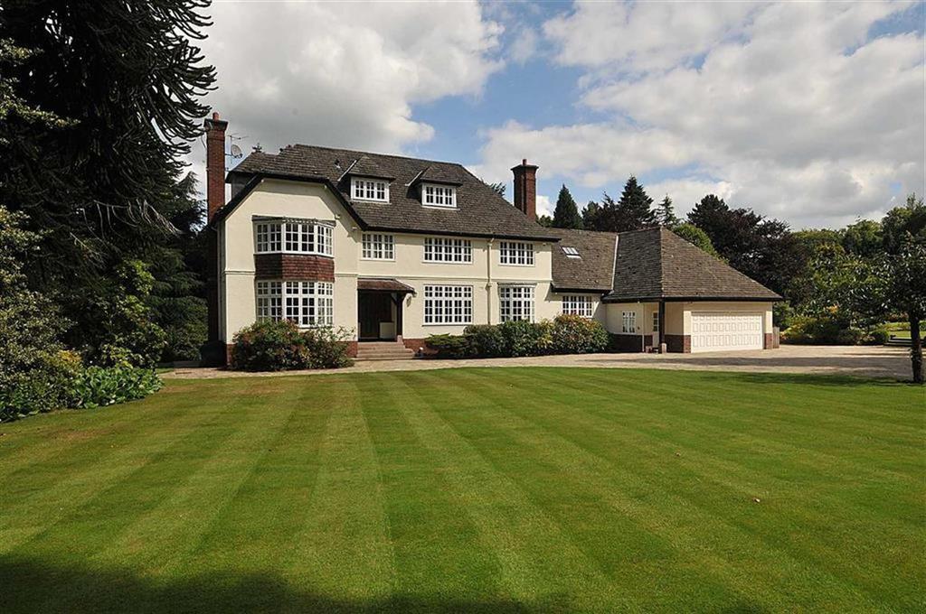 6 Bedrooms Detached House for sale in Wilmslow Road, Mottram St Andrew