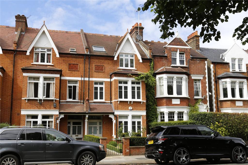 5 Bedrooms Terraced House for sale in Wandsworth Common West Side, Wandsworth, London, SW18