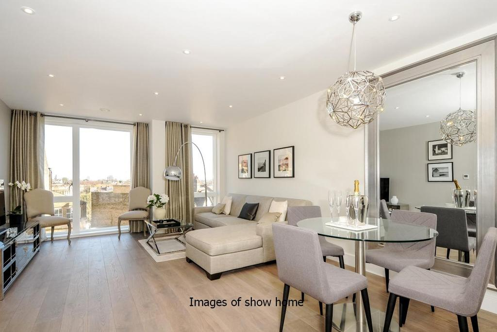 2 Bedrooms Flat for sale in Wimbledon Park Road, Southfields, SW18