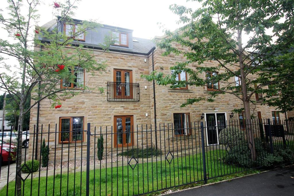 2 Bedrooms Apartment Flat for sale in Spring Grove, Off Victoria Road, Hebden Bridge