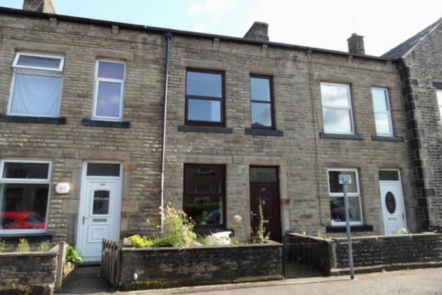 3 Bedrooms Terraced House for sale in CAMBRIDGE STREET TODMORDEN