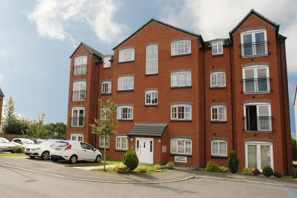 2 Bedrooms Apartment Flat for sale in 50 Baldwins Close, Royton