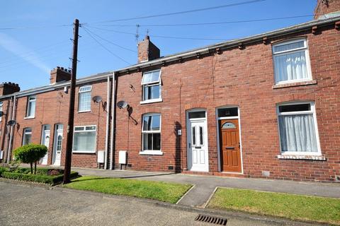 2 bedroom terraced house to rent - George Street, Sherburn Village