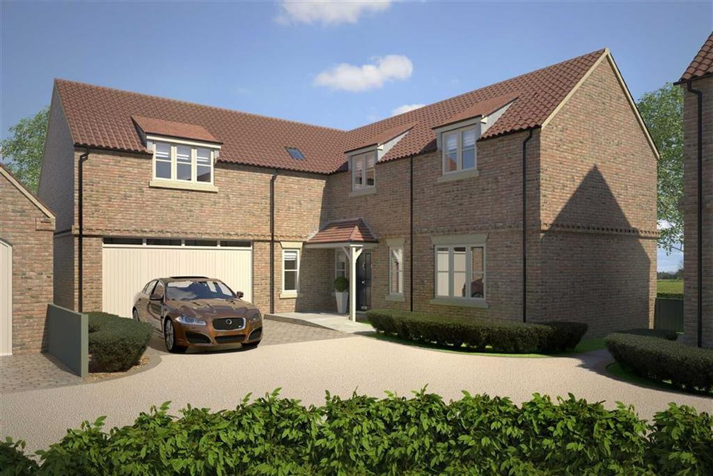 4 Bedrooms Detached House for sale in Beechwood Close, Fangfoss