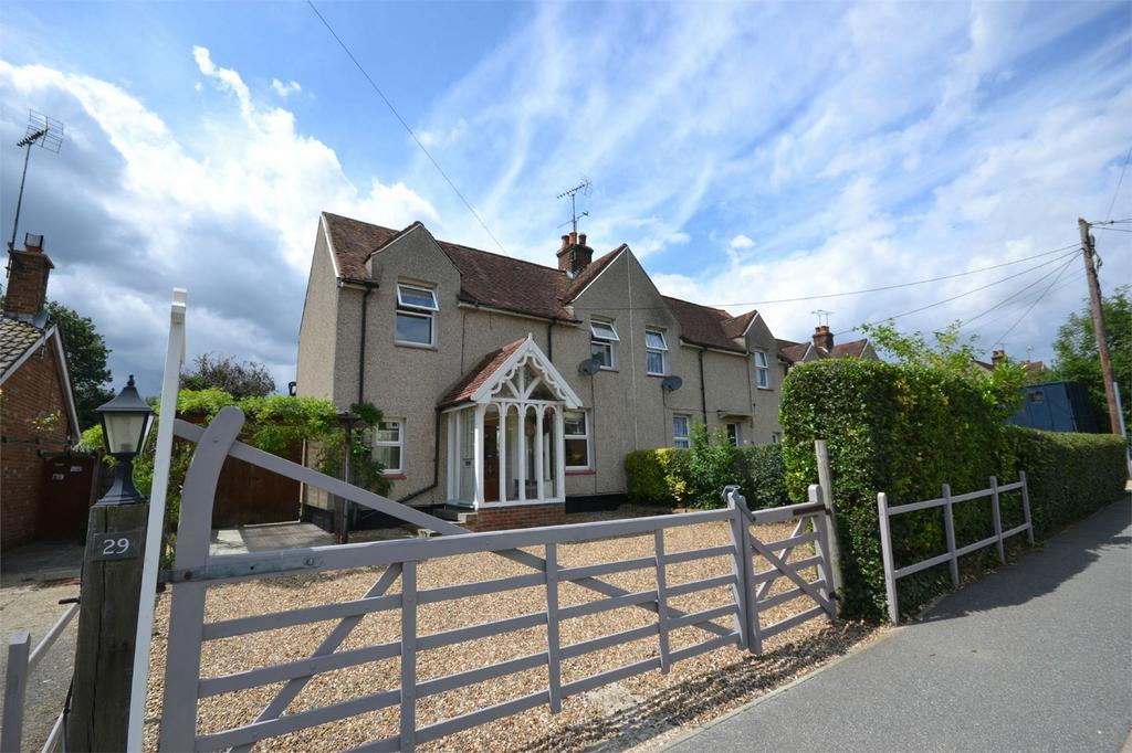 2 Bedrooms Semi Detached House for sale in Kelvedon Road, Wickham Bishops, Witham, Essex