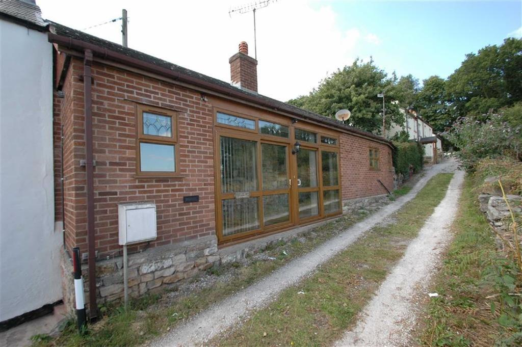 2 Bedrooms Semi Detached Bungalow for sale in Rock Lane, Caergwrle, Wrexham