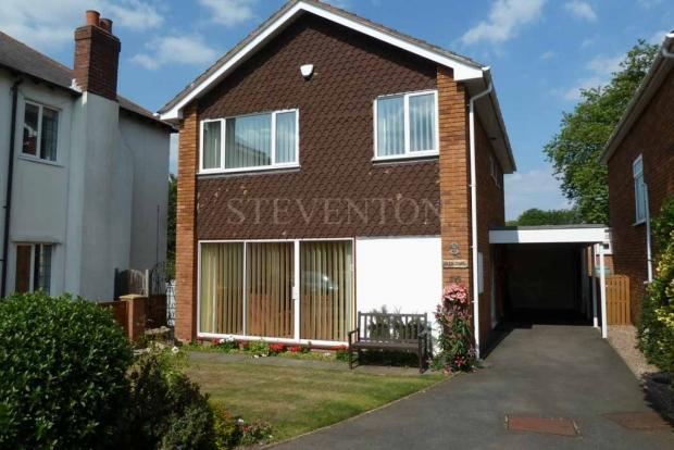 4 Bedrooms Detached House for sale in Richmond Avenue, Finchfield, Wolverhampton