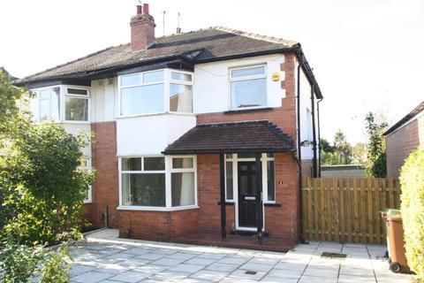 3 bedroom semi-detached house to rent - WELL HOUSE GARDENS, OAKWOOD, LEEDS, LS8 4BR