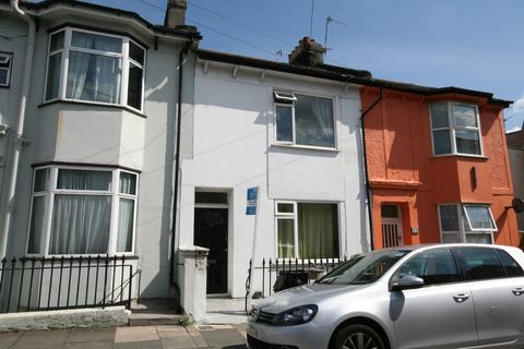 4 bedroom terraced house to rent - Aberdeen Road, Brighton BN2