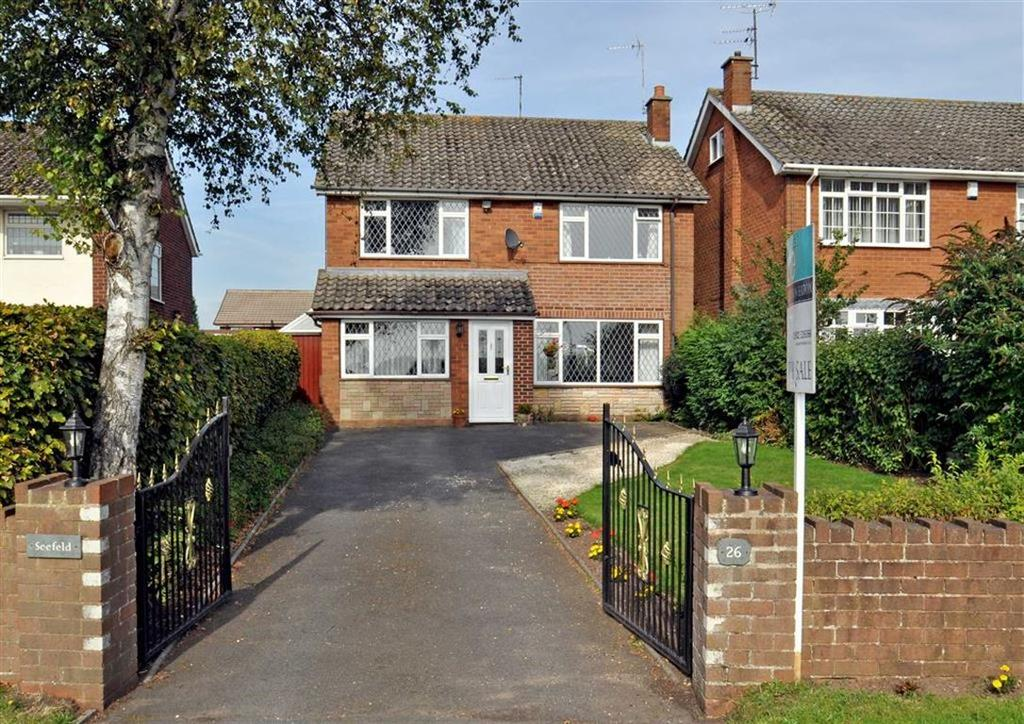 4 Bedrooms Detached House for sale in 26, Bridgnorth Road, Wombourne, Wolverhampton, South Staffordshire, WV5