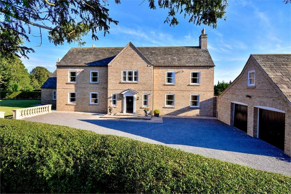 6 Bedrooms Detached House for sale in School Lane, Old Leake, Boston, Lincolnshire
