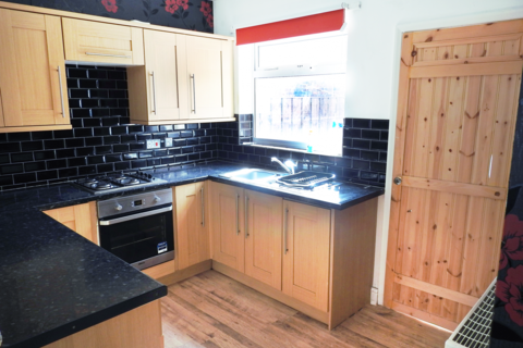 2 bedroom terraced house to rent - Brecon Street, HU8