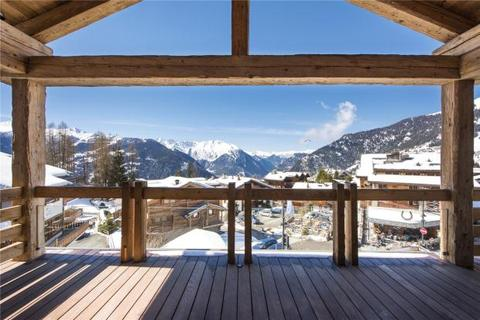 6 bedroom penthouse  - Rosalp Residences Phase 2, Verbier, Valais, Switzerland