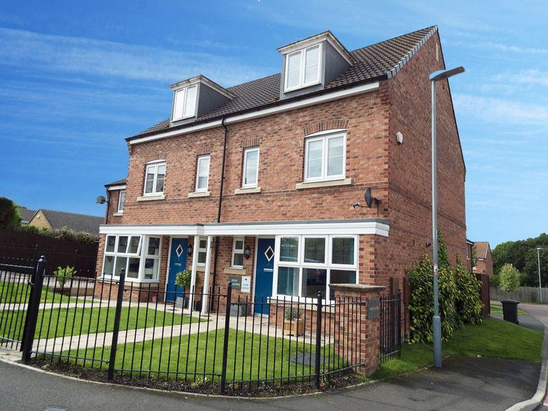4 Bedrooms Semi Detached House for sale in COUNTY DURHAM, West Kyo