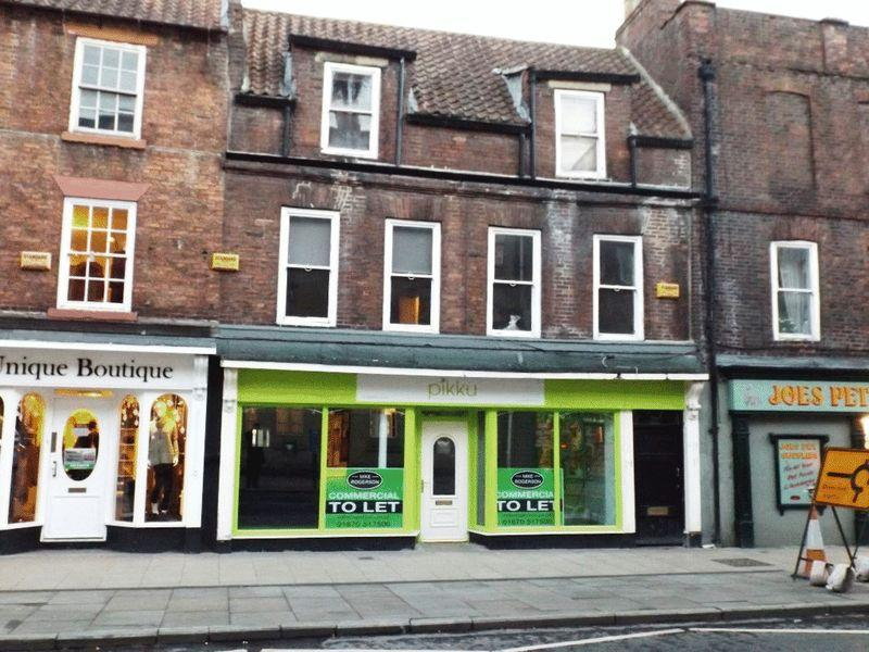 1 Bedroom Apartment Flat for sale in Newgate Street, Morpeth