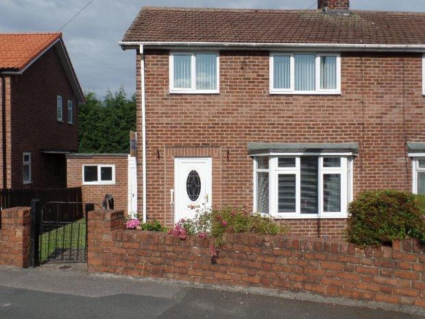 3 Bedrooms Semi Detached House for sale in EAST LEA, THORNLEY, PETERLEE AREA VILLAGES