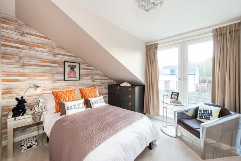 4 Bedrooms Semi Detached House for sale in Plot 2, Castle View, Cousland, Dalkeith, Midlothian
