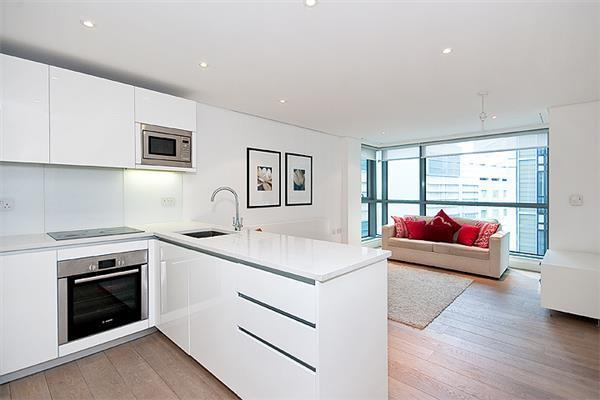 2 Bedrooms Apartment Flat for sale in Merchant Square East, London, W2