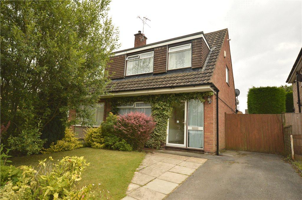 3 Bedrooms Semi Detached House for sale in Linton View, Leeds
