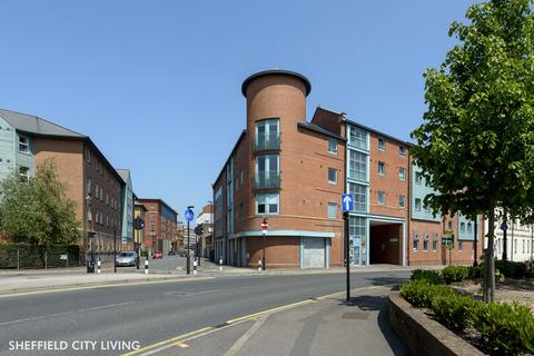 2 bedroom apartment to rent - Columbia Place, 77 Fornham Street, Sheffield, S2 4AR