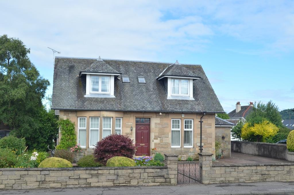 5 Bedrooms Detached House for sale in 24 Causewayhead Road, Stirling, Stirling, FK9 5EU