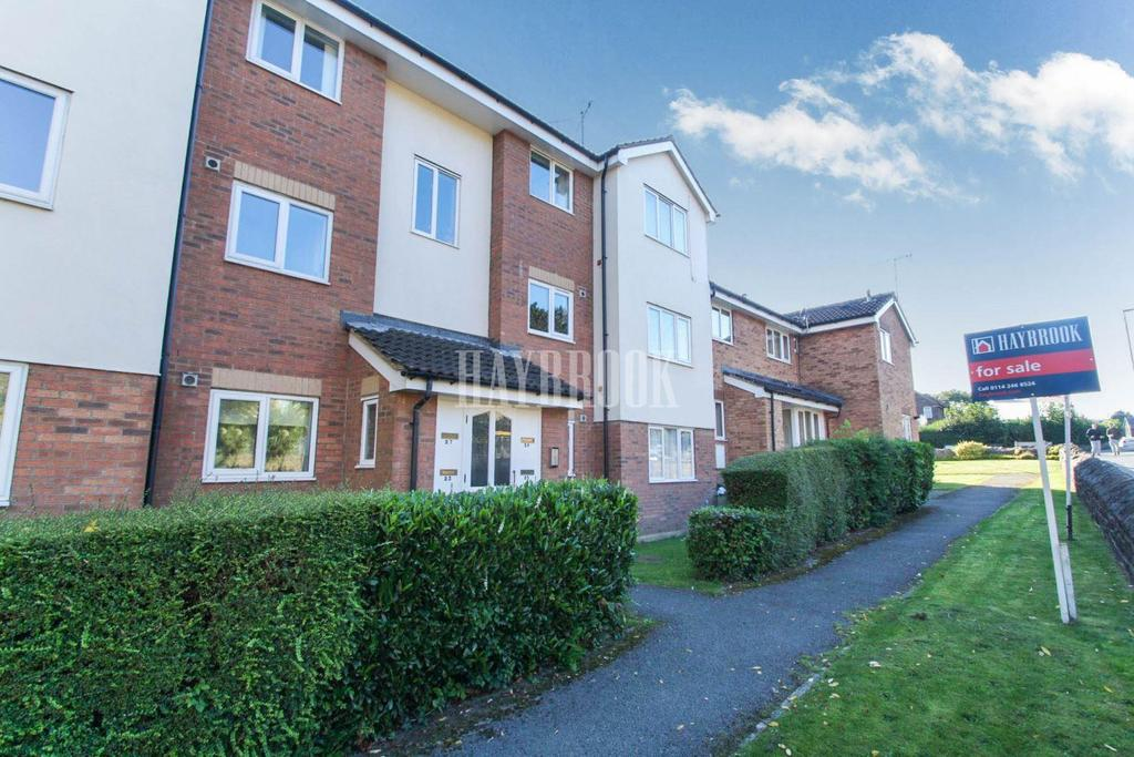 2 Bedrooms Flat for sale in Greenhead Gardens, Chapeltown