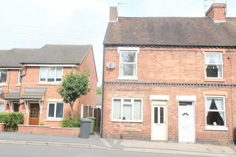 2 Bedrooms End Of Terrace House for sale in Stourbridge Road, Kidderminster DY10 2QB