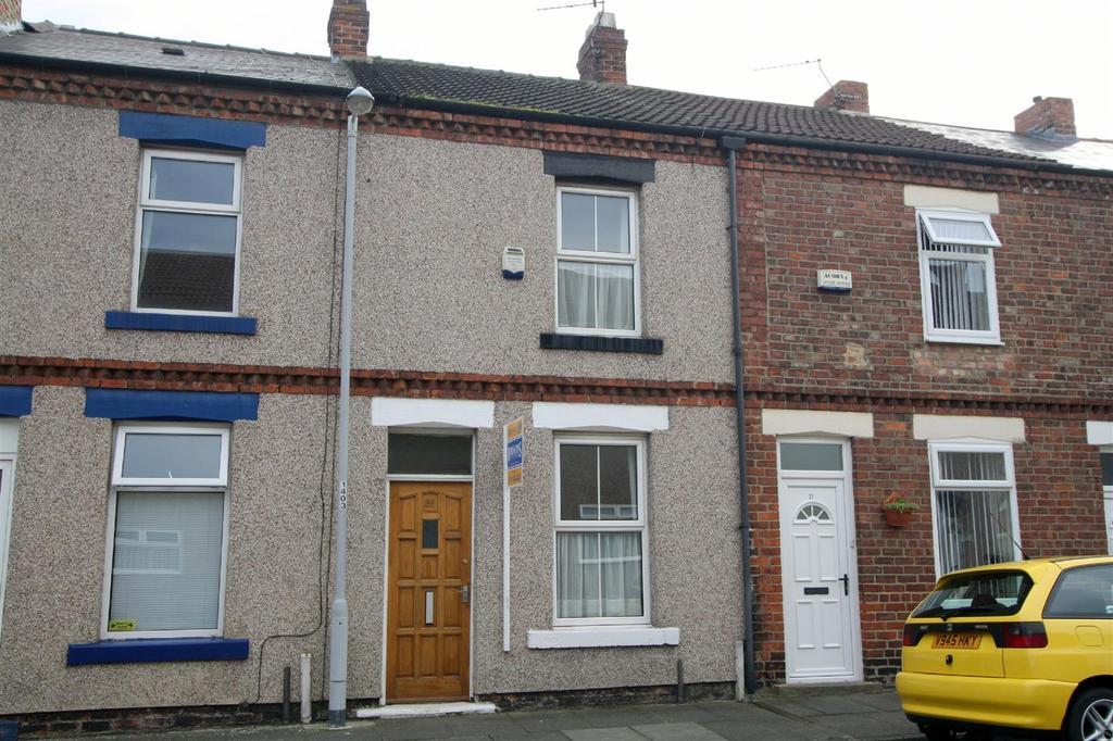 2 Bedrooms Terraced House for sale in Farrer Street, Darlington