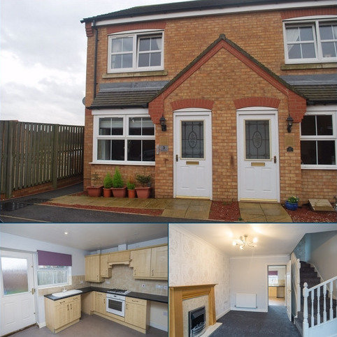 2 bedroom end of terrace house to rent - Paddock Court, WITHERNSEA, East Riding of Yorkshire