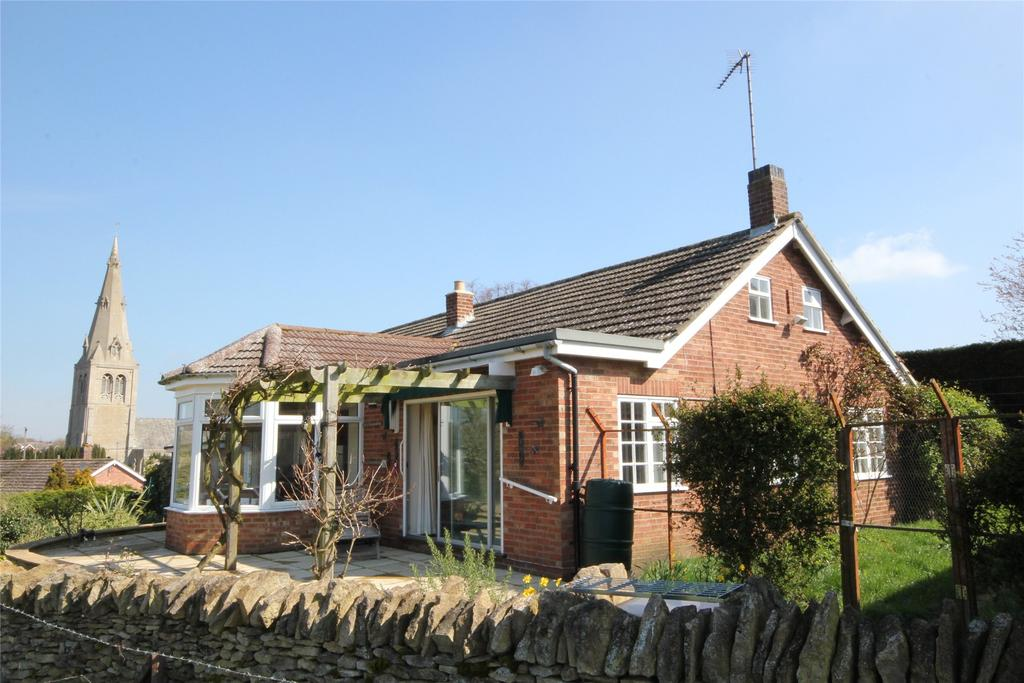 3 Bedrooms Detached Bungalow for sale in Captains Hill, Leasingham, NG34