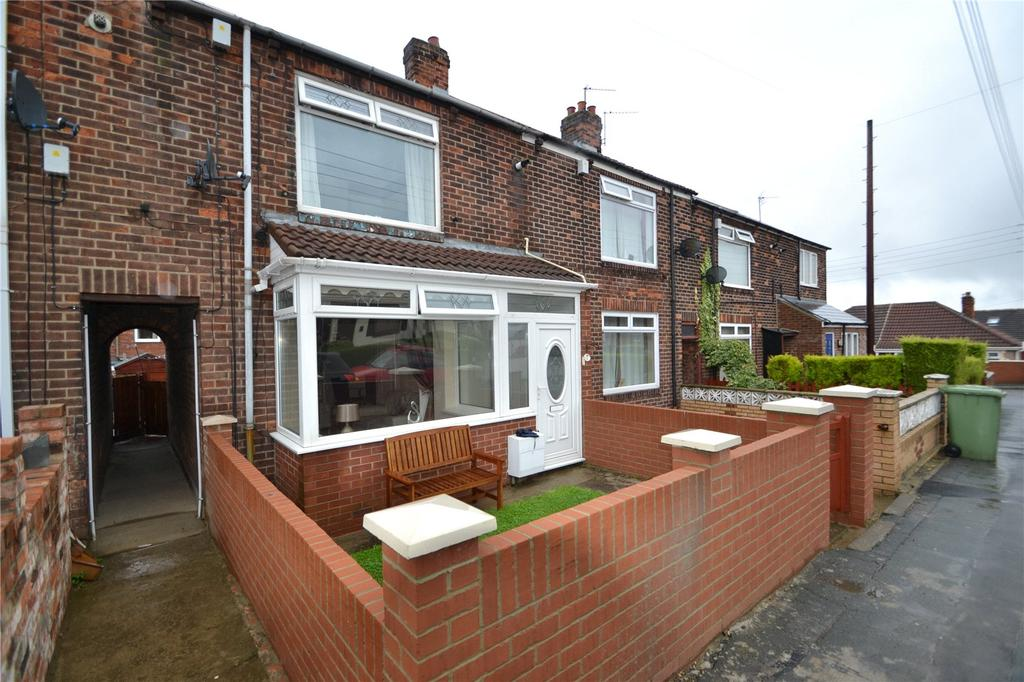 2 Bedrooms Terraced House for sale in Hardwick Street, Blackhall, Hartlepool, TS27
