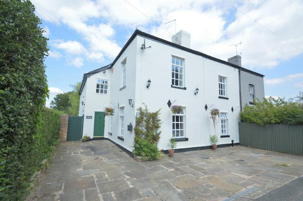 4 Bedrooms Semi Detached House for sale in King's Lane, Byley