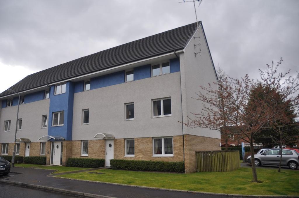 2 Bedrooms Flat for rent in Hilton Gardens, Anniesland, Glasgow, Glasgow, G13 1DB